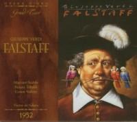 Verdi: Falstaff - okładka płyty