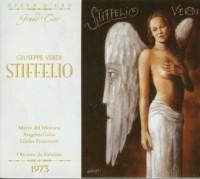 Verdi: Stiffelio - okładka płyty