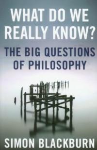 What Do We Know? - okładka książki