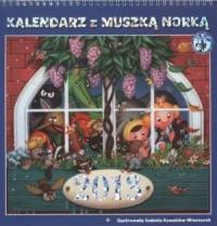 2013 kal. z myszką norką - okładka książki
