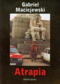 Atrapia - okładka książki