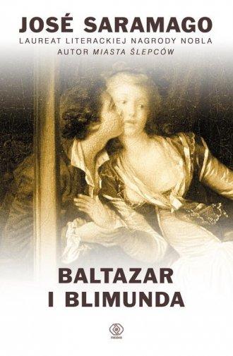 Baltazar i Blimunda - okładka książki