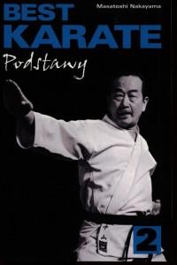 Best karate 2. Podstawy - okładka książki