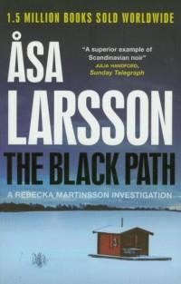 Black Path - okładka książki