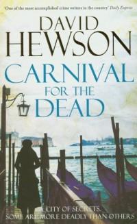 Carnival for the Dead - okładka książki