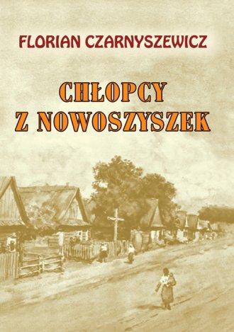 Chłopcy z Nowoszyszek - okładka książki