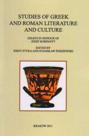 Classica Cracoviensia vol. 14: - okładka książki