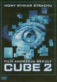 Cube 2 (DVD) - okładka filmu