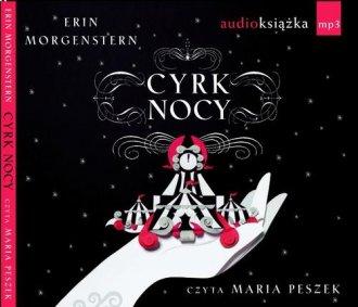 Cyrk nocy (CD mp3) - pudełko audiobooku