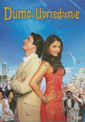 Duma i uprzedzenie (DVD) - okładka filmu