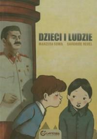 Dzieci i ludzie - okładka książki