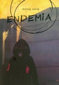 Endemia - okładka książki
