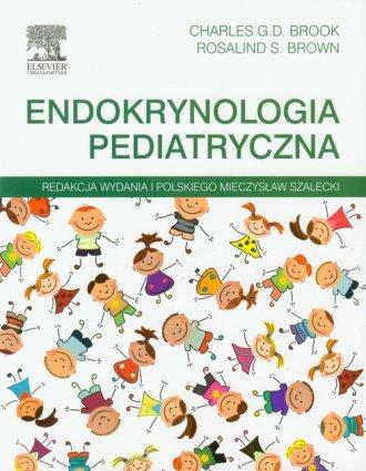 Endokrynologia w pediatrii - okładka książki