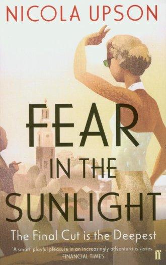 Fear in the Sunlight - okładka książki