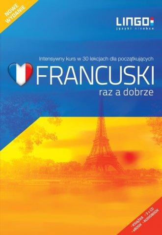 Francuski raz a dobrze. Intensywny - okładka podręcznika