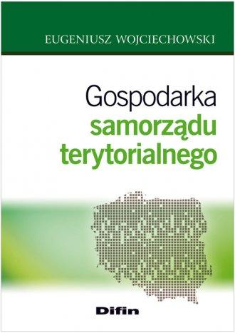 Gospodarka samorządu terytorialnego - okładka książki