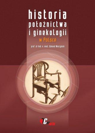 Historia położnictwa i ginekologii - okładka książki