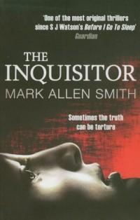 Inquisitor - okładka książki