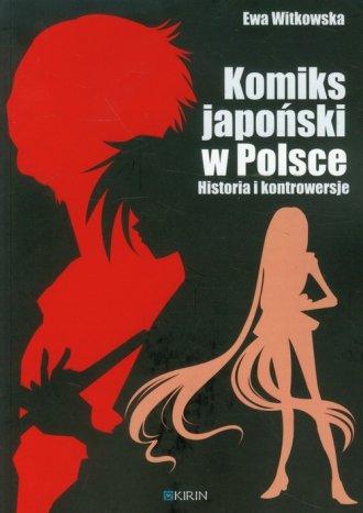 Komiks japoński w Polsce. Historia - okładka książki