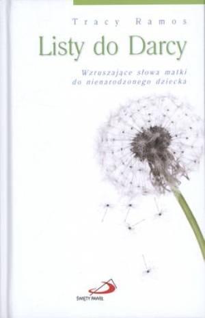 Listy do Darcy - okładka książki