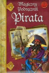 Magiczny podręcznik pirata - okładka książki