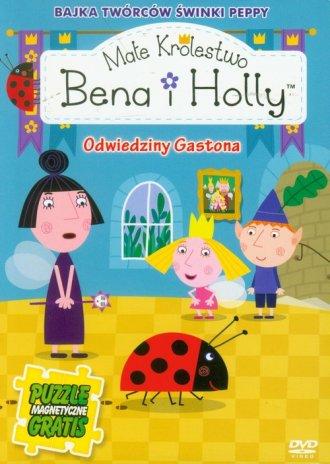 Małe Królestwo Bena i Holly. Odwiedziny - okładka filmu