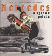 Mercedes a sprawa polska - okładka książki