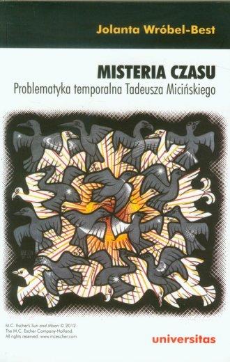 Misteria czasu. Problematyka temporalna - okładka książki