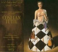 Mozart: Cosi fan Tutte - okładka płyty