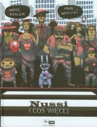 Nussi i coś więcej - okładka książki