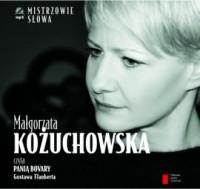 Pani Bovary - pudełko audiobooku
