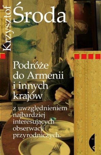 Podróże do Armenii i innych krajów - okładka książki