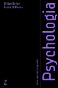 Psychologia - okładka książki