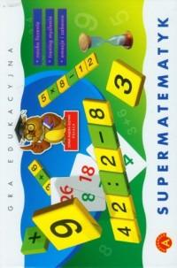Supermatematyk - zdjęcie zabawki, gry