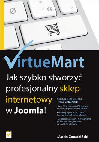 VirtueMart. Jak szybko stworzyć - okładka książki