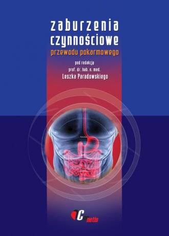 Zaburzenia czynnościowe przewodu - okładka książki