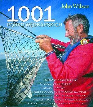 1001 porad wędkarskich - okładka książki