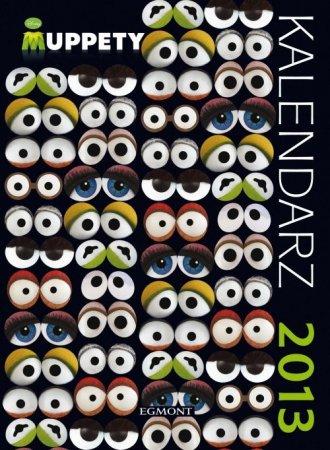 Muppety. Kalendarz 2013