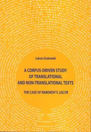 A Corpus-Driven Study of Translational - okładka książki