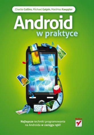 Android w praktyce - okładka książki