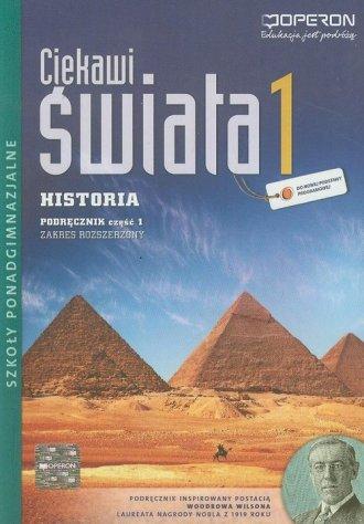 Ciekawi świata. Historia. Klasa - okładka podręcznika