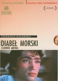 Diabeł morski (DVD) - okładka filmu