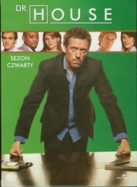 Dr House. Sezon 4 (DVD) - okładka filmu