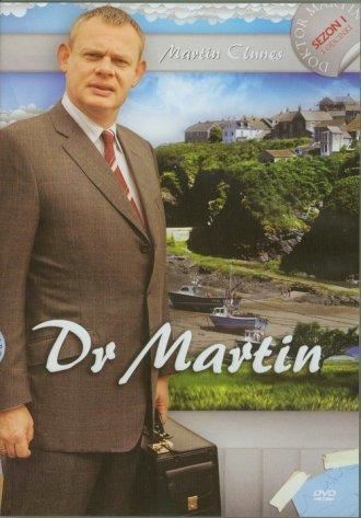 Dr Martin. Sezon 1 odcinki 1-3 - okładka filmu