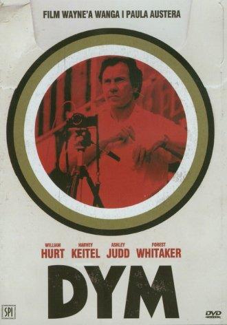 Dym (DVD) - okładka filmu