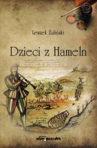 Dzieci z Hameln - okładka książki