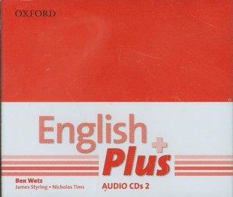 English Plus 2A Class (CD) - pudełko programu