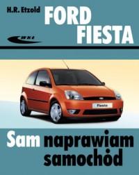 Ford Fiesta (od III 2002 do VII 2008) - okładka książki