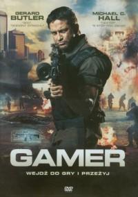 Gamer (DVD) - okładka filmu