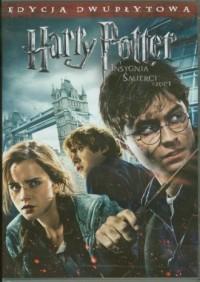 Harry Potter i insygnia śmierci cz.1 (DVD) - okładka filmu